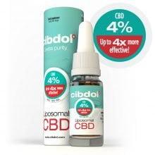 Cibdol - 4% liposomal CBD oil (10ml)
