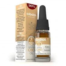 Cibdol - 30% Hemp seed CBD oil (10ml)