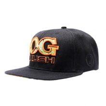 Lauren Rose - OG Kush Black + built-in stash 420 Hat