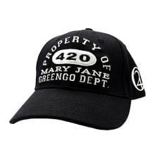 Lauren Rose - Property Of Mary Jane + built-in stash 420 Hat
