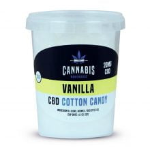 Cannabis Bakehouse CBD Cotton Candy Vanilla 20mg (20g)