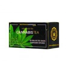 Cannabis high tea THC free (10pcs/display)
