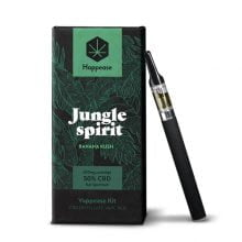 Happease® Classic - Jungle spirit 50% CBD vaping pen