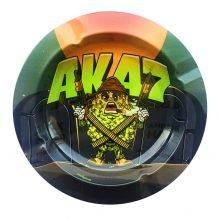 Best Buds - Mission AK47 Metal Ashtray