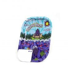 Best Buds - Purple Haze Small Metal Rolling Tray