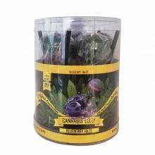 Cannabis Lollipops Blueberry Haze Flavour Giftbox (24box/display)