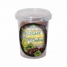 Cannabis Cookies Box Chocolate Flavour THC Free 150g (24box/display)