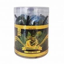 Cannabis Lollipops Skunk Flavour Giftbox (24box/display)