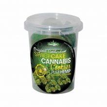 Cannabis Cookies Box Pure Hemp Flavour THC Free 150g (24box/display)