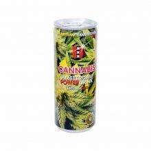 Amsterdam Cannabis Energy Drink Rich in CBD 250ml THC Free (24cans/display)