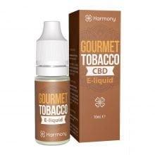 Harmony E-Liquid Gourmet Tobacco 600mg CBD (10ml)