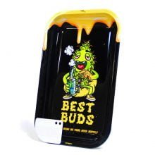 Best Buds - Dab Large Metal Rolling Tray