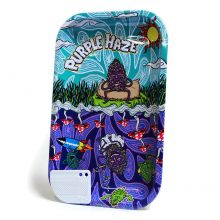 Best Buds - Purple Haze Large Metal Rolling Tray